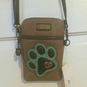 NWT CHALA Cross body purse